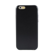 Чехол под нанесение Present Leather Black (для iPhone 6/6S)