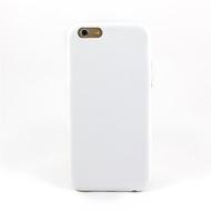 Чехол под нанесение Present Leather White (для iPhone 6/6S)