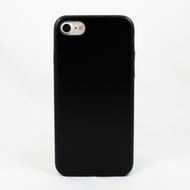 Чехол под нанесение Present Leather Black (для iPhone 7)
