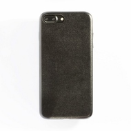 Чехол под нанесение Present Leather Black (для iPhone 7 Plus)
