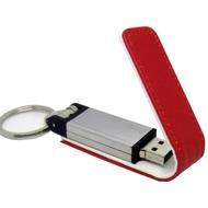 Накопитель под нанесение Present LM2 8 GB Red White