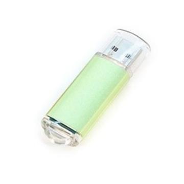 Накопитель под нанесение Present M100 512MB Green