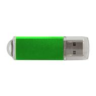 Накопитель под нанесение Present M100 8 GB Green