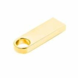 Накопитель под нанесение Present M30 2 Гб Gold Glossy