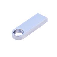 Накопитель под нанесение Present M30 8 GB Silver Glossy