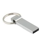 Накопитель под нанесение Present M36 2 Гб Silver Glossy