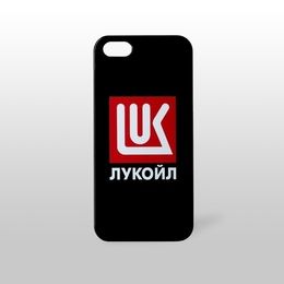 Чехол под нанесение Present Matte Black (для iPhone 5/5S)