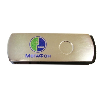 Индивидуальная флешка Мегафон