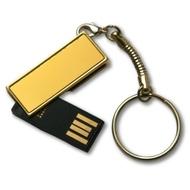 Накопитель под нанесение Present ORIG215 8 GB Gold