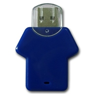 Накопитель под нанесение Present P104 32gb Blue