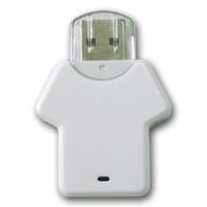 Накопитель под нанесение Present P104 8 GB White