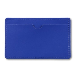 Чехол для визиток Present P11 Blue (кожа)