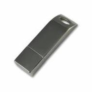 Накопитель под нанесение Present P110 128GB Silver