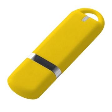 Накопитель под нанесение Present P110 8 GB Yellow
