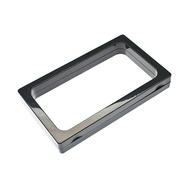 Коробка Present P13 Black (пластик, с прозрачным окном)