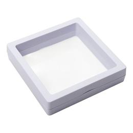 Коробка Present P13 White (пластик, с прозрачным окном)