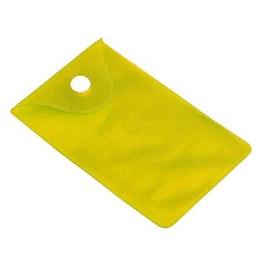 Кармашек для визиток Present P5 Yellow