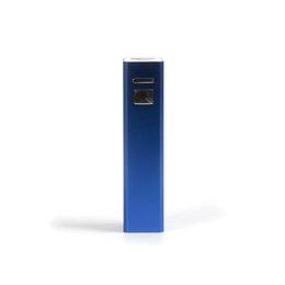 Внешний аккумулятор Present PA-07 Blue (USB, 3000 mAh)