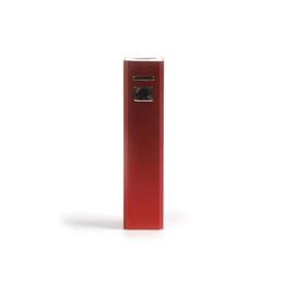 Внешний аккумулятор Present PA-07 Red (USB, 3000 mAh)