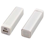 Портативный аккумулятор Present PA-11 White (USB, 3000 mAh)