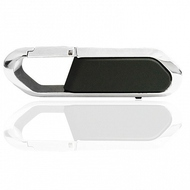 Накопитель под нанесение Present S805 16 gb Soft Touch Black