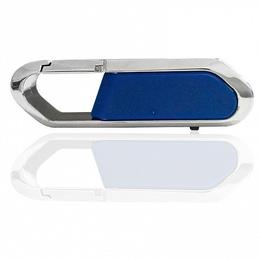 Накопитель под нанесение Present S805 64 ГБ Soft Touch Blue