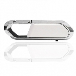 Накопитель под нанесение Present S805 64 ГБ Soft Touch White