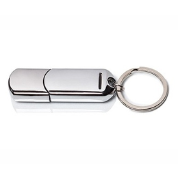 Накопитель под нанесение Present S810 64 ГБ Silver