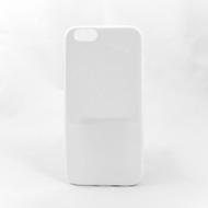 Чехол под нанесение Present Silicone Glossy White (для iPhone 6/6S)