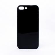 Чехол под нанесение Present Silicone Glossy Black (для iPhone 7 Plus)