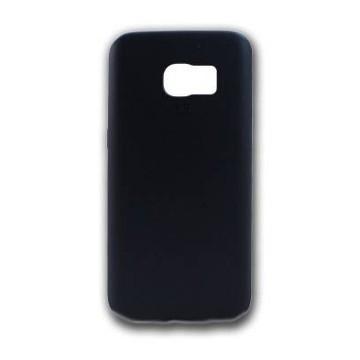 Чехол под нанесение Present Silicone Glossy Black (для Samsung Galaxy S7 Edge)