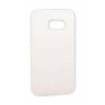 Чехол под нанесение Present Silicone Glossy White (для Samsung Galaxy S7 Edge)