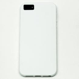 Чехол под нанесение Present Silicone Matte White (для iPhone 5/5S)