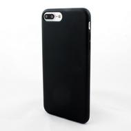 Чехол под нанесение Present Silicone Matte Black (для iPhone 7 Plus)
