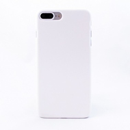 Чехол под нанесение Present Silicone Matte White (для iPhone 7 Plus)