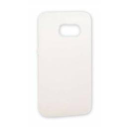 Чехол под нанесение Present Silicone Matte White (для Samsung Galaxy S7 Edge)