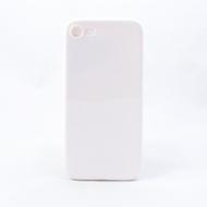 Чехол под нанесение Present Silicone Glossy White (для iPhone 7)