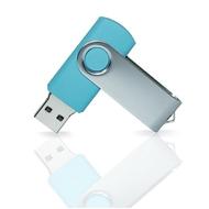 Накопитель под нанесение Present SM 8 GB Light Blue