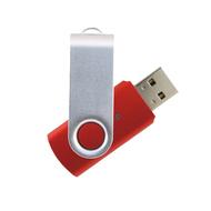 Накопитель под нанесение Present SM 8 GB Red