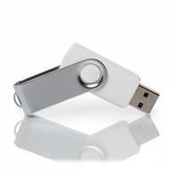 Накопитель под нанесение Present SM 8 GB White