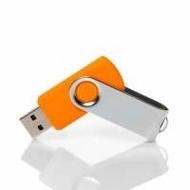 Накопитель под нанесение Present SM 128GB Orange