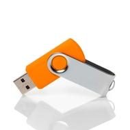Накопитель под нанесение Present SM 16 gb Orange