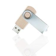 Накопитель под нанесение Present SM-W 8 GB Linden