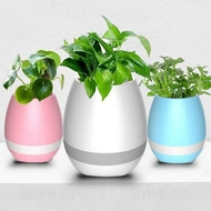 Умный горшок Present Smart Music Flowerpot Light Blue