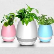 Умный горшок Present Smart Music Flowerpot White