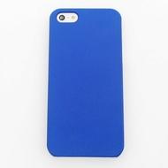Чехол под нанесение Present Soft touch Blue (для iPhone 5/5S)