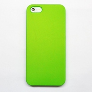 Чехол под нанесение Present Soft touch Green (для iPhone 5/5S)