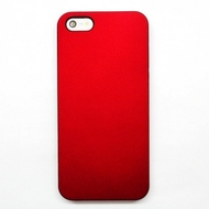 Чехол под нанесение Present Soft touch Red (для iPhone 5/5S)