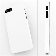 Чехол под нанесение Present Soft touch White (для iPhone 5/5S)