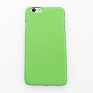Чехол под нанесение Present Soft touch Green (для iPhone 6/6S)